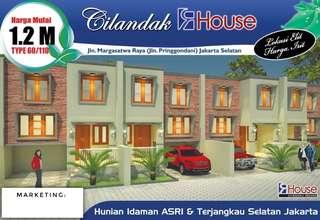 Rumah mewah,rumah strategis,rumah dinjakarta selatan