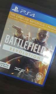 Battlefield  1 Revolution (Used Codes)