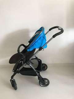Preloved Silver Cross Wayfarer (Blue)