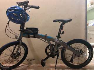 Foldable Bicycle (Trinx)