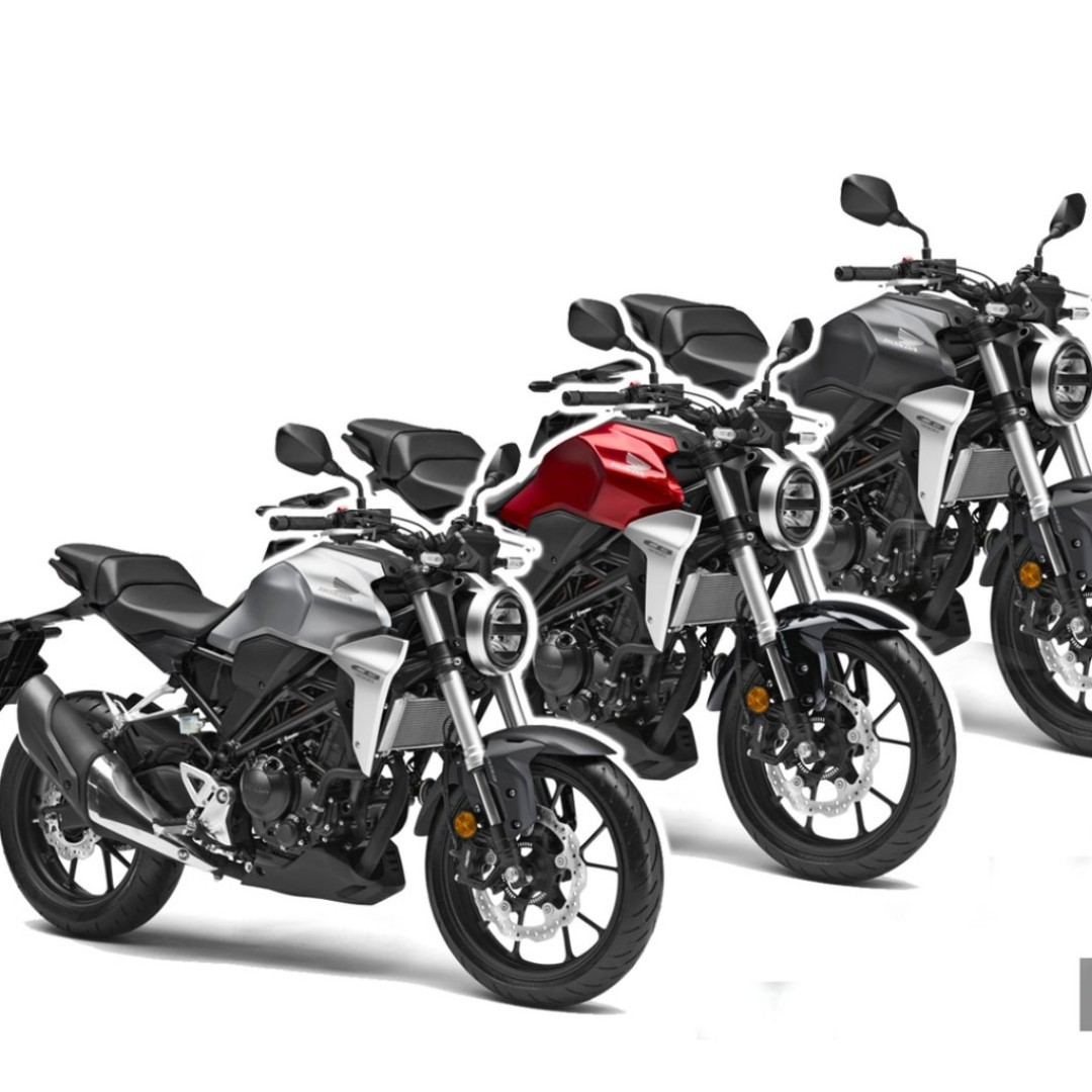 2018 HONDA CB300R Motorbikes For Sale Class 2A On