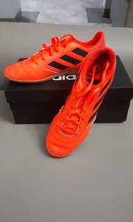 Sepatu Futsal Adidas Original Ace 17.4 Sala IN Solar Orange