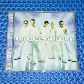 🆒 Backstreet Boys - Millennium [1999] Audio CD