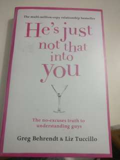 Hes just not that into you (Novel)