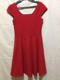 Dress (Red)