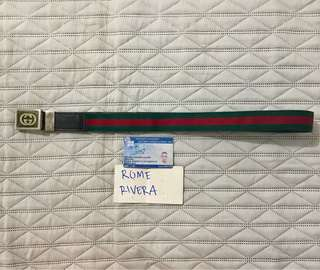 Original Gucci belt x Prada x Louis Vuitton x Lacoste