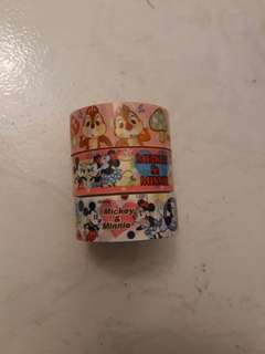Deco roll tape