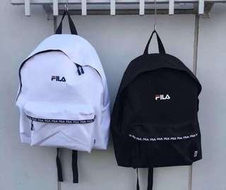 Fila backpack in 4 colors