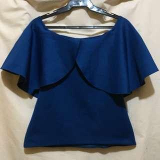Blouse (Blue)