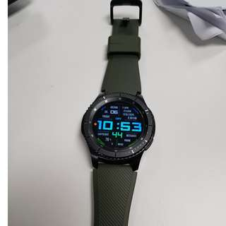 Preowned Samsung Gear S3 Frontier (LTE Model)  Local Set