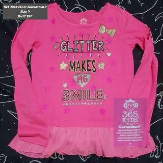 365 Kids from Garanimals Pink Top
