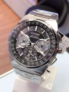 CITIZEN Eco-Drive SATELLITE WAVE GPS CC9009-81E (光動能衛星錶)