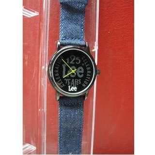 Lee Limited Edition Denim Watch