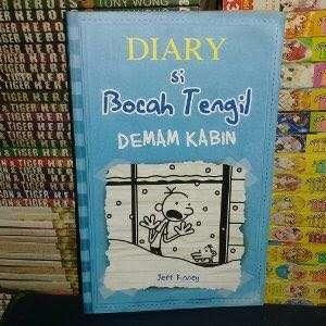 Diary si bocah tengil demam kabin - jeff kinney novel