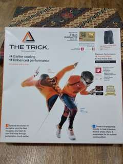 The Trick Men Running Pants Size L