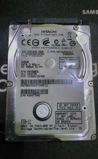 laptop hard disk 320gb