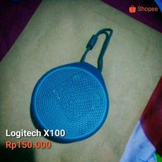 Speaker Bluetooth Logitech X100
