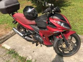 Yamaha X1-R X1R X1-R 135cc
