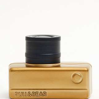 Gold shot perfume Pull & Bear