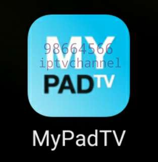 MYpadtv Run on your PC Computer, Window, ipad and Android devices