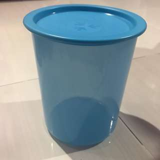 TUPPERWARE One Touch Canister 1.3L #EG20