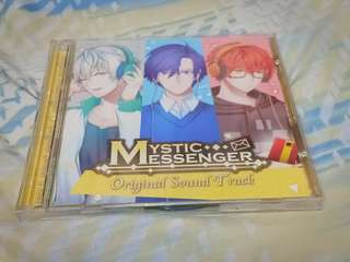 Mystic Messenger Original sound track by Cheritz
