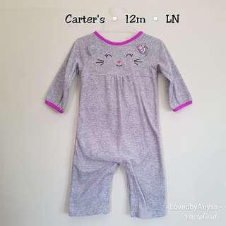 Carter's sleepsuit