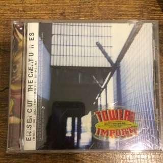 The creature - eraser cut cd