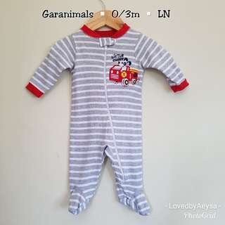 Garanimals sleepsuit