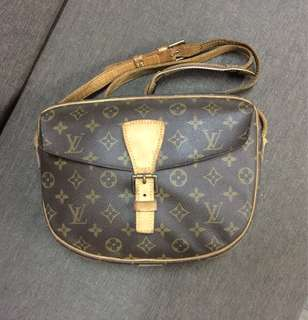 Authentic Louis Vuitton Juene File GM