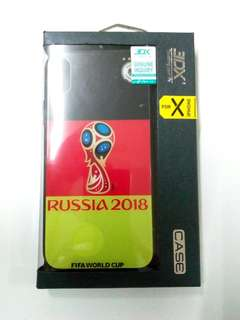 iPhone Case 德國2018世界盃