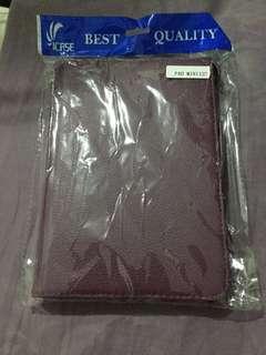 Ipad Mini Leather (rotate )Case#garage sale