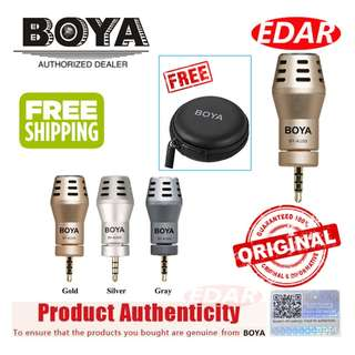 BOYA BY-A100 OMNI-DIRECTIONAL MICROPHONE ««ORIGINAL & OFFICIAL BOYA»»