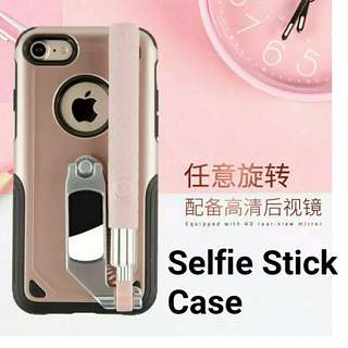 iPhone Selfie Stick Case
