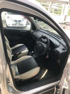 Monthly rental for Opel Combo