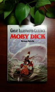 Moby Dick, Great Illustrated Classics - Herman Melville