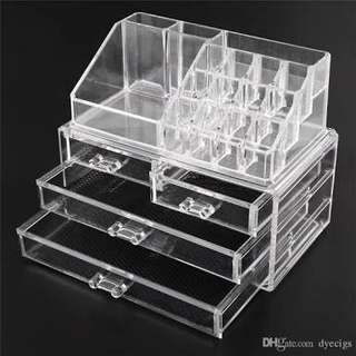 4 drawers Makeup Organizer