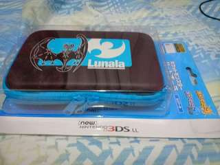 Pokemon Lunala New 3DS XL Case