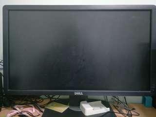 Dell 21.5 inch Wide Monitors X 2