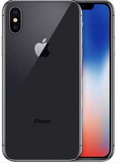 iPhone X 256GB 太空灰