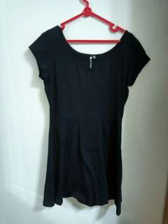 black cotton on dress basic