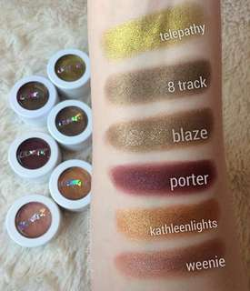 🌸 Colourpop Super shock eyeshadow - BLAZE