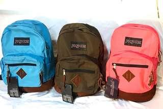 Jansport bagpack superpack medium size
