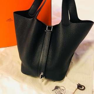 🖤 全新 Picotin 22 noir brand new