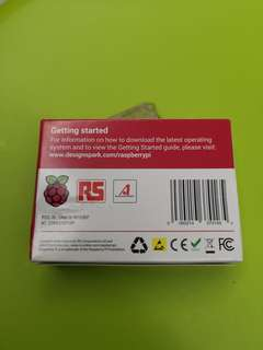 RS Raspberry pi 3 model B+