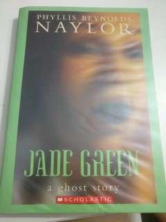 Jade Green, a ghost story (novel)