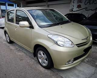 Perodua Myvi 1.3 At 2006