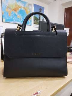 AUTHENTIC CHARLES & KEITH BAG