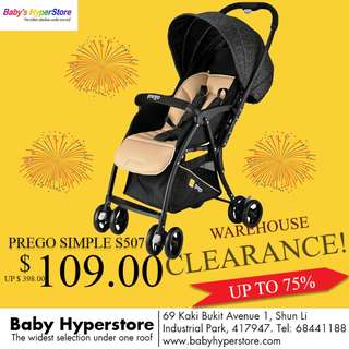 Prego Simple S507