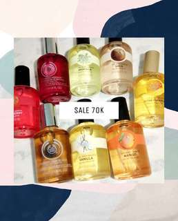 The Body Shop Perfume (Reject)